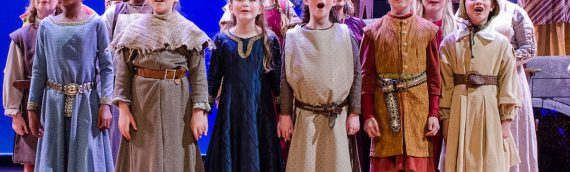 September 6-8 – Christmas Revels Child Auditions