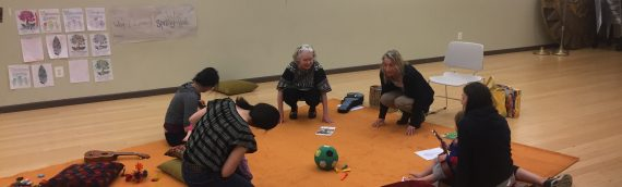 October 15 – Revels Play Space