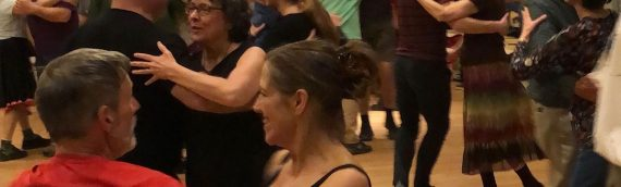 CANCELED! March 12 – Contra Dance