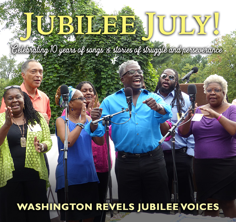 Washington Revels Jubilee Voices