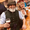 Oktoberfest - Jennifer and Steve