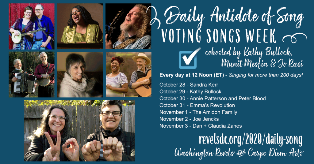 Voting Week - Daily Antidote of Song
