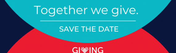 December 1 – Giving Tuesday