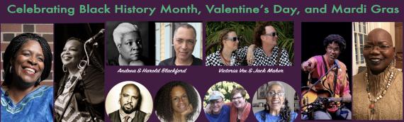 February 21 – Virtual Community Sing