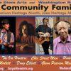 April 21 - Virtual Community Sing